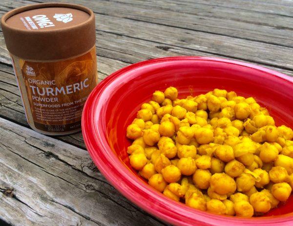 turmeric beans